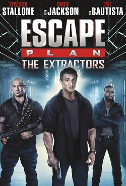 Plan De Escape 3: Los Extractores