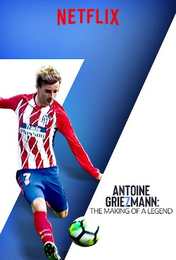 Antoine Griezmann The Making Of A Legend
